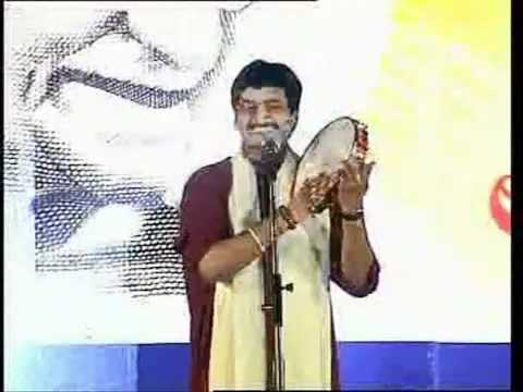 Ghazal Srinivas performance part1 for Loksatta on Amma and Childhood