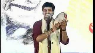 Ghazal Srinivas performance part1 for Loksatta on Amma and Childhood