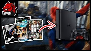 HOW TO PLAY PS3/PS2/PS1 GAMES ON PS4 | BACKWARDS COMPATIBLE PS5?
