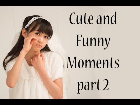 Moa Kikuchi (菊地最愛) Cute and Funny Moments part 2
