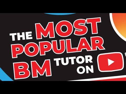 Bahasa Melayu SPM - Teknik Tatabahasa - Online Tuition
