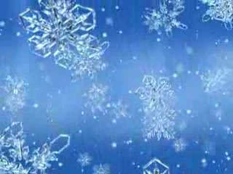 X mas snowflakes screensaver youtube - Free screensavers snowflakes falling ...
