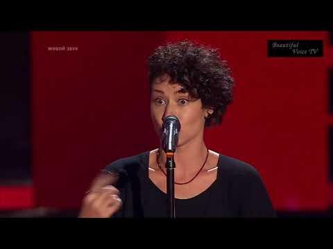 Daria. 'Canzone da due soldi'. The Voice Russia 2017.
