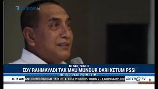 Download Video Tolak Mundur, Edy Rahmayadi Yakin Timnas Bisa Juara Dunia MP3 3GP MP4