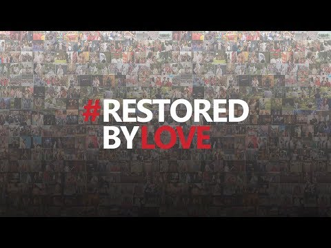 Restored By Love - Original version with subtitles