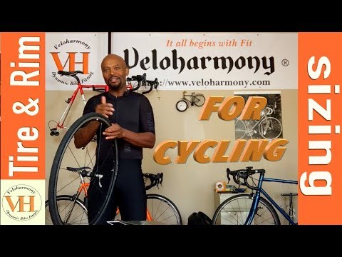 Best tire size for cycling | tire and rim sizing