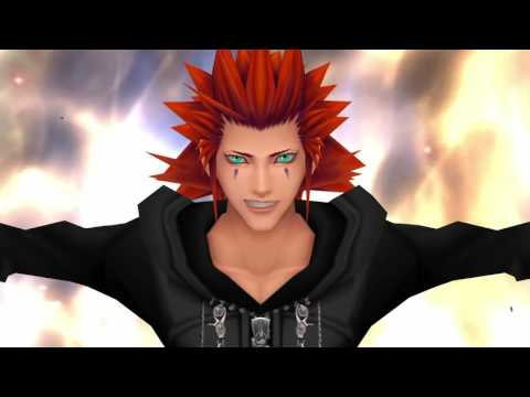 "Kingdom Hearts 2 Story: Episode 4 ""Rebirth"" 1080p HD"