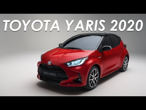 2020 Toyota Yaris - What's New (ENG SUBS)