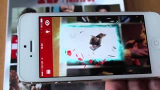 1D in 3D? Augmented reality met Zappar en Één Richting