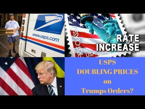 Usps Going To DOUBLE Shipping Prices For Online Sellers?