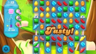Candy Crush Soda Saga Level 597 No Boosters