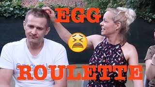 EGG ROULETTE CHALLENGE with mom and dad
