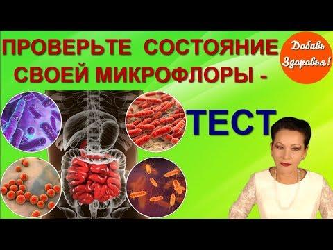 Как нормализовать МИКРОФЛОРУ кишечника?