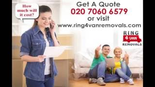 Removals North London(Ring4van Removals is one of the most reliable removal companies in London http://www.ring4vanremovals.com/service-areas/north-london/. With efficient ..., 2016-06-10T09:20:39.000Z)