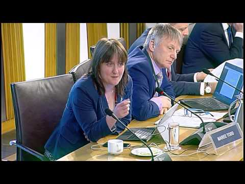 Finance and Constitution Committee - Scottish Parliament: 19th April 2017