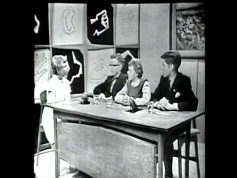 Jr. TV Club excerpt, 1957