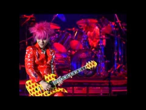"""""""X JAPAN"""" """"DAHLIA""""から""""Yoshiki-ドラム破壊""""まで HD高画質 【THE LAST LIVE】"""