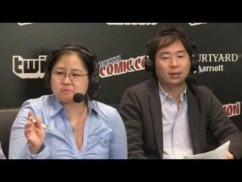 Naruto Creator Masashi Kishimoto interview Comic Con 2015