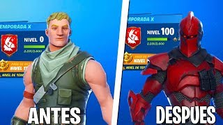*NEW* BUG AND TIPS TO LEVEL 100 IN FORTNITE SEASON 10 WORKS