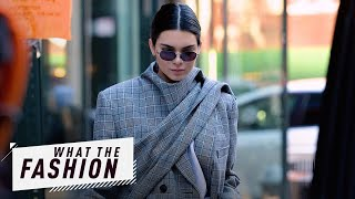WHY Is Gigi Hadid Dressed Like A Genie?! | What the Fashion | Ep. 1 | E! News