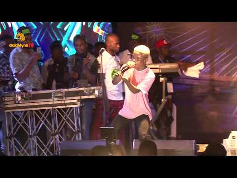 LYTA'S PERFORMANCE AT MUSIC & MESSAGE CONCERT 2018