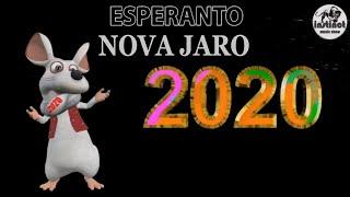 DUM VINTRO ŝtormas kaj fridas | AMUZA NOVA jaro en  ESPERANTO | НОВОГОДНЯЯ  2020 | Music show 90