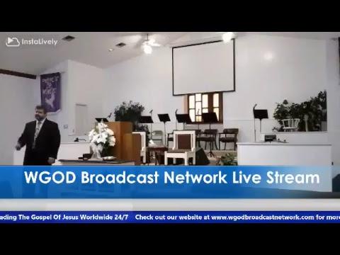 WGOD Broadcast Network Live Stream