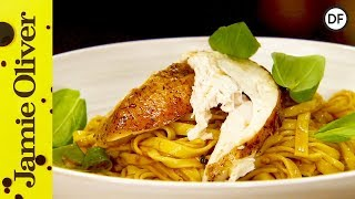 Mediterranean Roast Chicken Pasta  Jamie Oliver