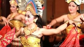 Tari JANGER Sri Swarna Bhumi - Balinese Dance - PKB Bali Art Center [HD] - Stafaband