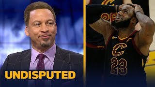 Chris Broussard on who's to blame for the Cavs' collapse vs Warriors in Game 1 | NBA | UNDISPUTED