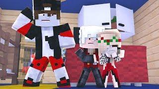 Minecraft - ROMANCE DE VAMPIROS #57 - CONTEI PARA OS FILHOS DO MEU AMIGO QUE O PAI DELES MORREU?!