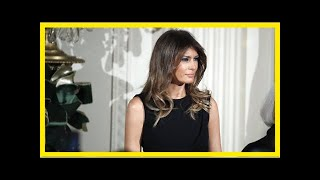 Slovenian magazine apologizes after suggesting melania trump worked as high-end escort