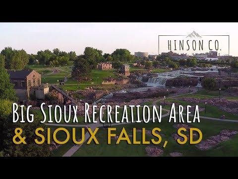 Big Sioux Recreation Area & Sioux Falls, South Dakota