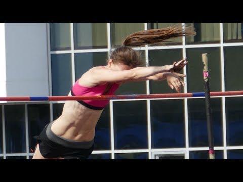 видео: легкая атлетика pole vault - Челябинск 2019