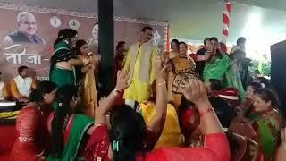 पोला तिहार कार्यक्रम में दिल खोलकर नाचे गुंडरदेही विधायक कुंवर सिंह निषाद, देखिये वीडियो
