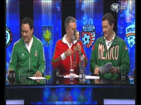 Santo Sam & Ed - Total Football - Episode 5 (2013)