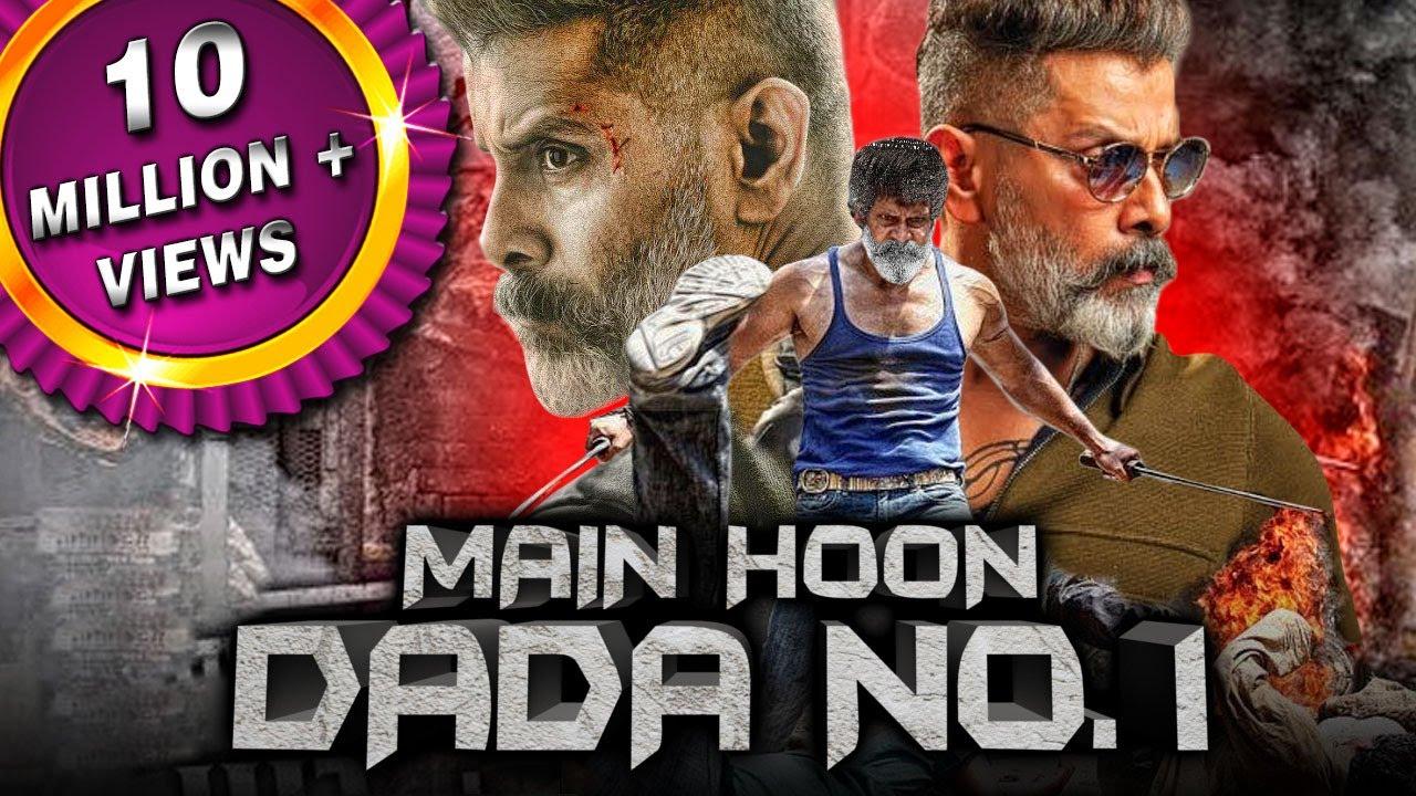Download Main Hoon Dada No. 1 (Rajapattai) Full Hindi Dubbed Movie | Vikram, Deeksha Seth