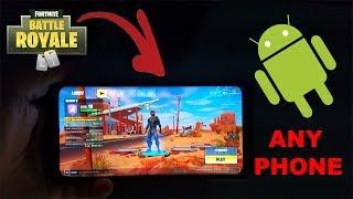 Comment obtenir Fortnite sur n'importe quel autre appareil Android (autre que Samsung Galaxy Phones)