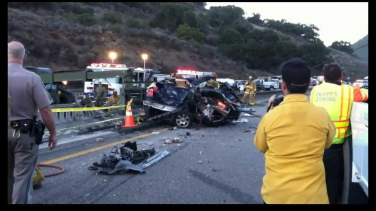 Fatal Highway 101 crash