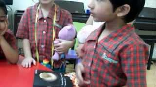 Solar System explained by 3 year Old Shubh Funny but good