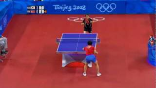 Park Mi Young vs Kim Jong (2008 Olympics) [HD]
