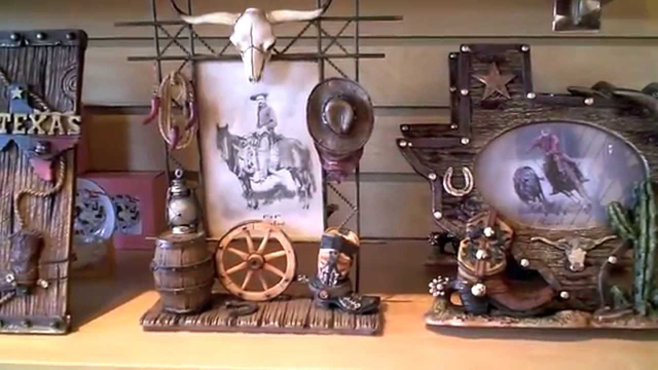 WESTERN PHOTO FRAMES - TEXAS MEMORIES - YouTube