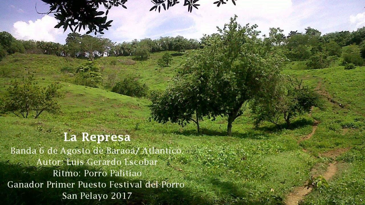 La Represa - Banda 6 de Agosto de Baranoa / Atlantico (Audio en Vivo).