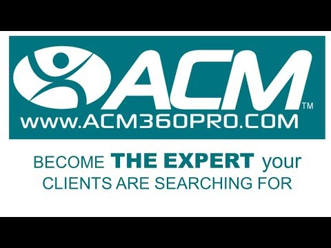 The ACM System - Movement based approach to unlocking the bodies greatest potential