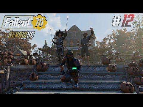 Fallout 76 Gameplay #12 Directo Español  - Nivel 25 siguiendo los pasos de la supervisora thumbnail
