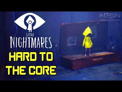 """Little Nightmares - """"Hard to the Core"""" Trophy [Full Guide]"""
