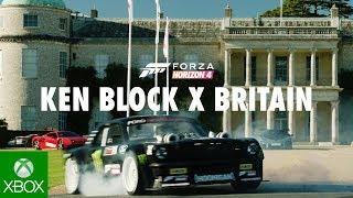 Forza Horizon 4 Presents: Ken Block VS Britain