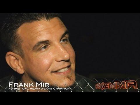 Frank Mir - Interview