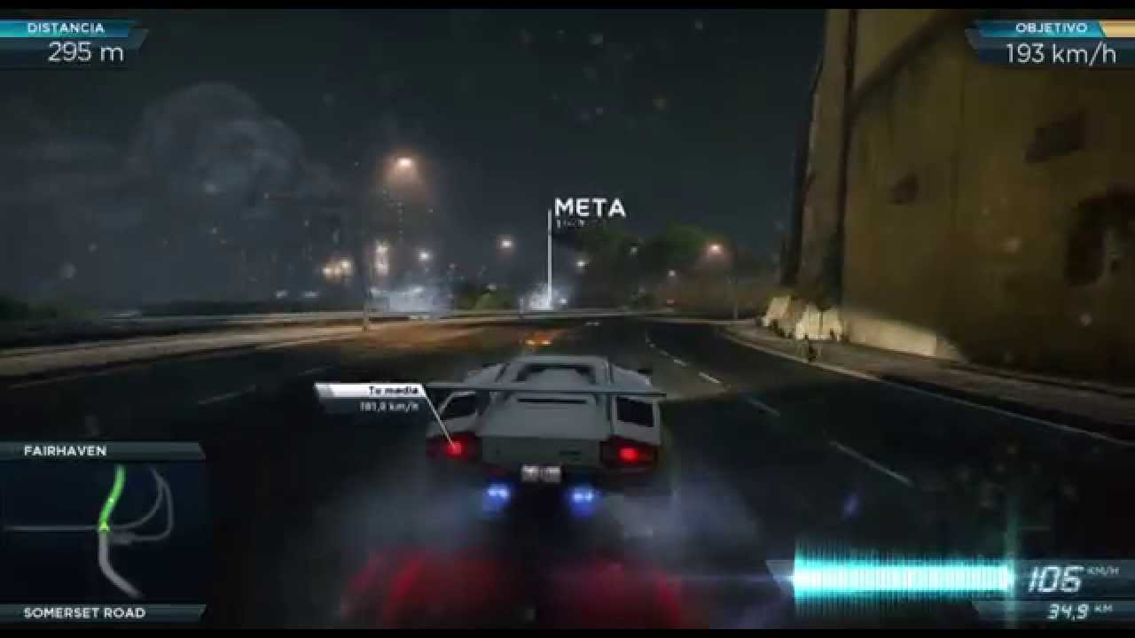 nfs most wanted 2014 lamborghini countach speed race w cheats youtube. Black Bedroom Furniture Sets. Home Design Ideas