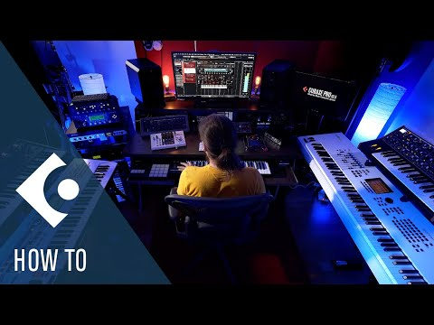 New Padshop 2   New Features in Cubase 10.5